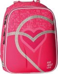 Play Stark hátizsák, 39x35x16cm, Pink Heart