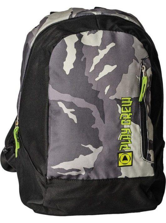 Play 2 Face hátizsák, kifordítható, Military, 44x32x16 cm