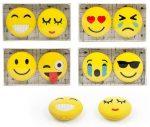 Radír Smile, 2 db/csomag, X-press Yourself, többféle változat
