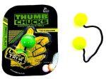Thumb Chucks zsonglőrjáték, Fidget ball, többféle színben