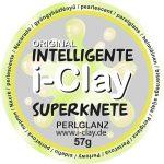 I-Clay intelligens gyurma, csillogó, rózsaszín