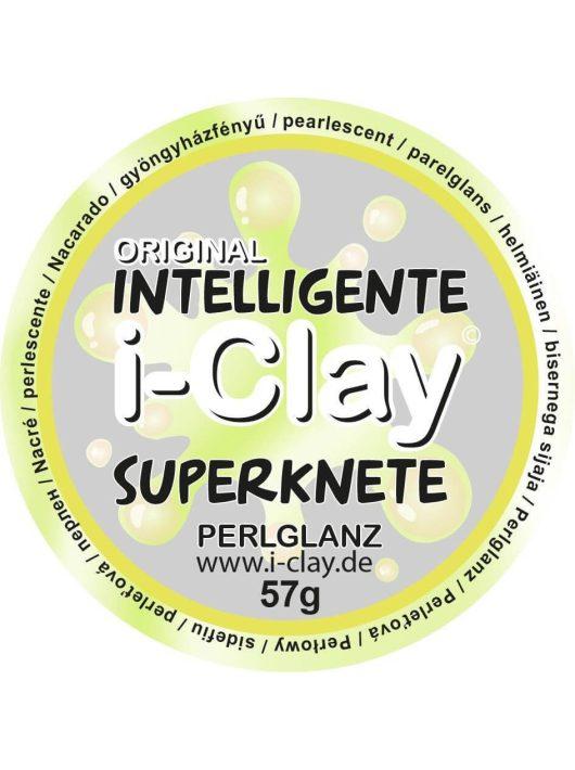 I-Clay intelligens gyurma, gyöngyházfényű, sárga