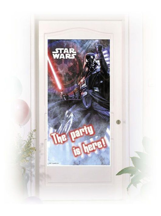 Star Wars party plakát