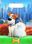 The Secret Life of Pets ajándéktasak, 6 db/csomag