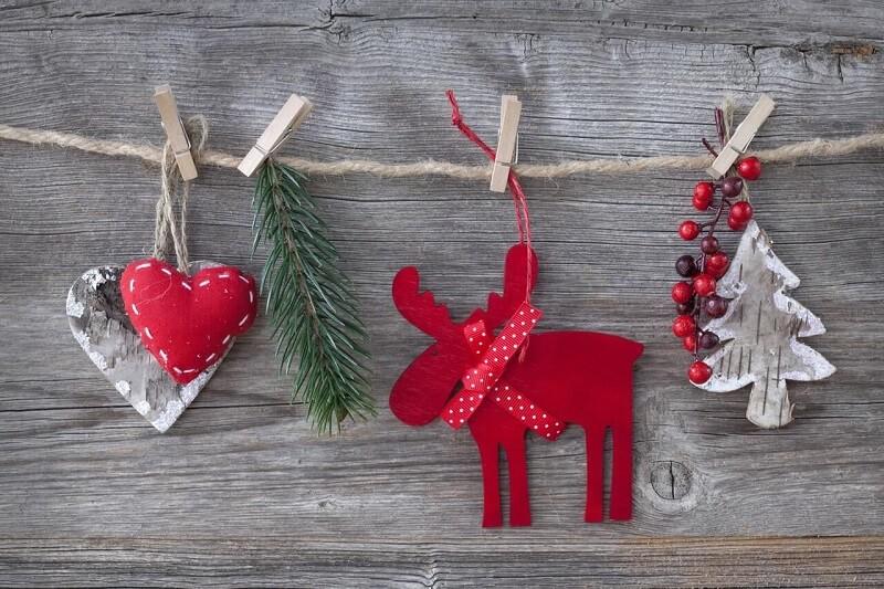 Karácsonyi ajándékok, kreatív alkotások gyerekekkel