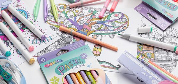 Minőségi Colorino Kids írószerek és termékek