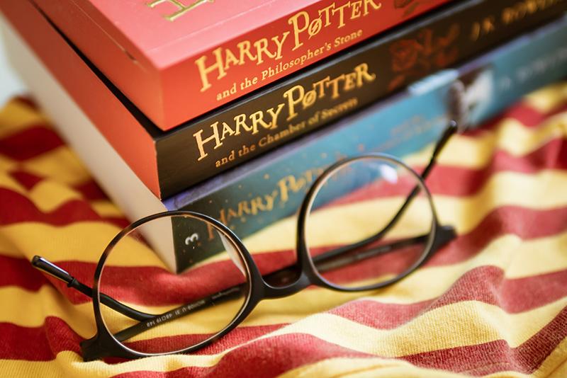 Harry Potter mánia