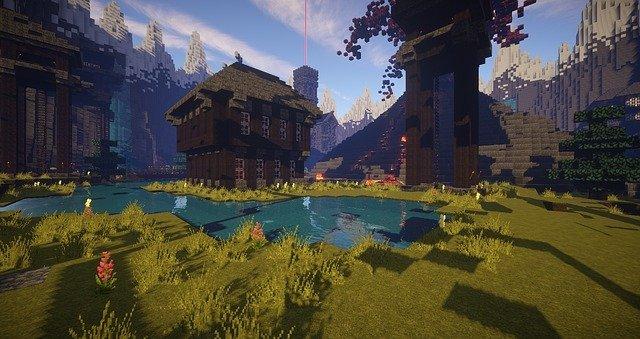 A Minecraft mindenki szívét meghódítja
